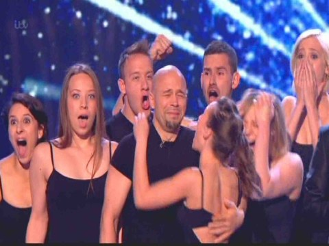 Video: Interview with Britain's Got Talent winners Attraction
