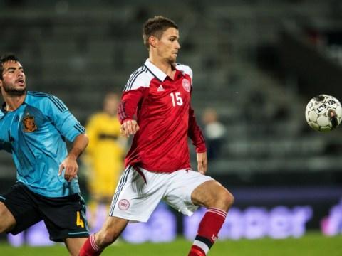 Aston Villa complete signing of giant Denmark striker Nicklas Helenius