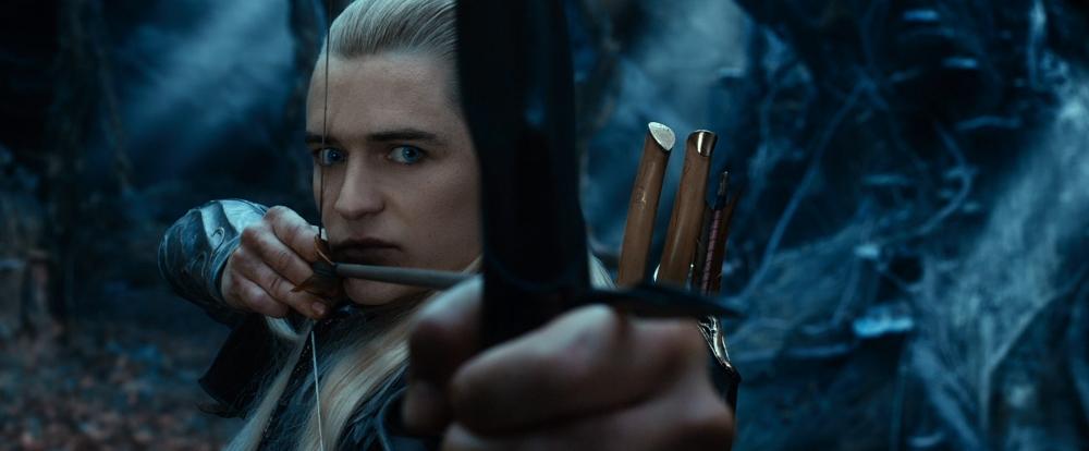 Orlando Bloom wraps up work on Hobbit trilogy