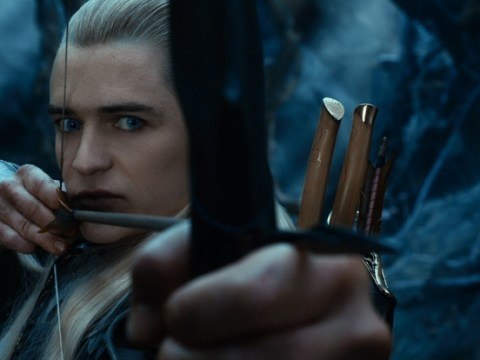 Orlando Bloom wraps up work on Hobbit trilogy