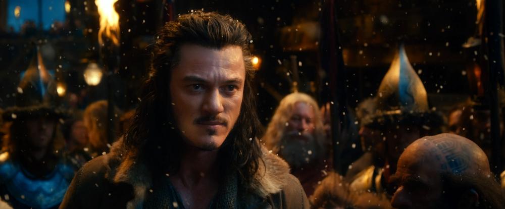 The Hobbit star Luke Evans: I don't fear The Crow 'curse'