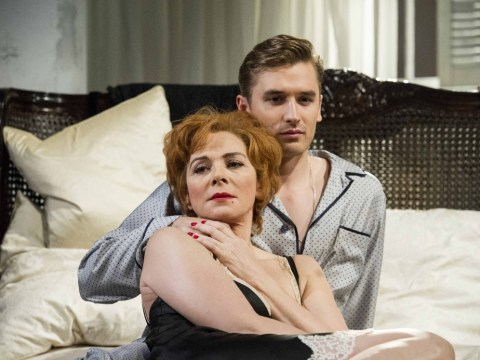 Kim Cattrall soars in Sweet Bird Of Youth