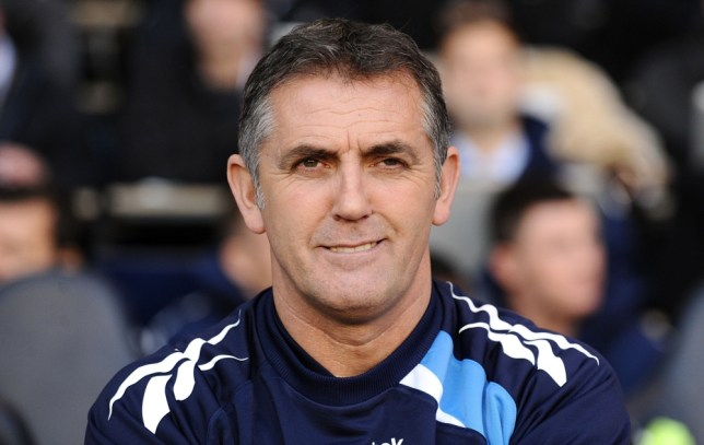 File photo dated 03/12/11 of Owen Coyle, Bolton Wanderers manager. PRESS ASSOCIATION Photo. Issue date: Friday June 14, 2013. Wigan chairman Dave Whelan has confirmed that a deal has been agreed for Owen Coyle to become the club's new manager. See PA Story SOCCER Wigan. Photo credit should read: Dominic Lipinski/Lipinski.