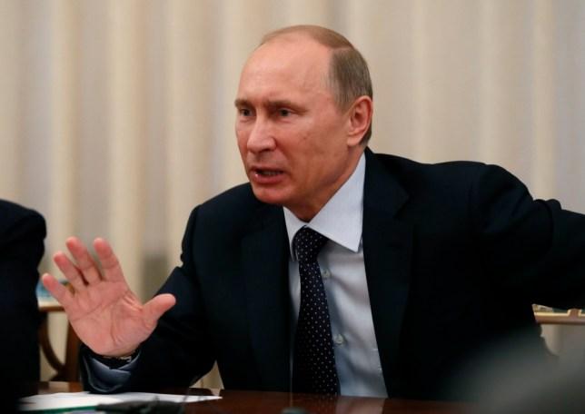 Vladimir Putin denies stealing Super Bowl ring from New England Patriots owner