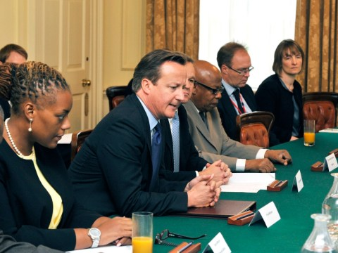 David Cameron agrees deal to 'sweep away' tax secrecy in Britain