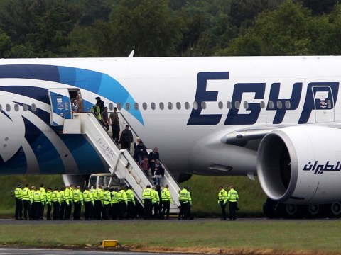 Diverted plane cleared for take-off after suspicious note grounded passengers in Glasgow