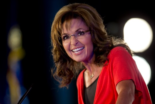 Syrian civil war: Sarah Palin says 'let Allah sort it out'