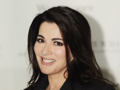 Nick Griffin provokes fury with Nigella Lawson 'throat squeeze' tweet