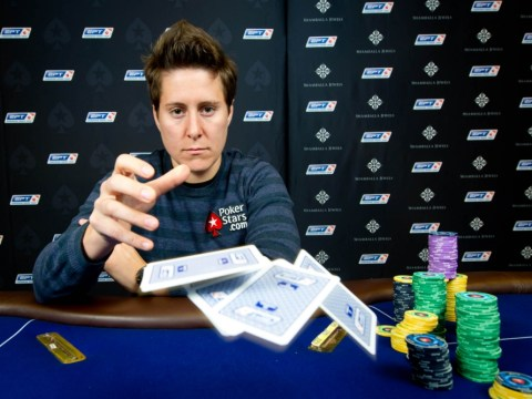 Poker star Vanessa Selbst: 'I've never encountered prejudice for being gay but I have for being a woman'