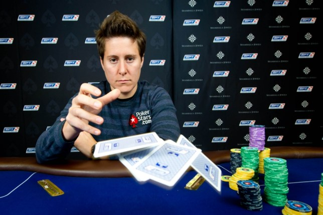 Poker player Vanessa Selbst has racked up £4.5million in winnings in her career to date (Picture: PA)