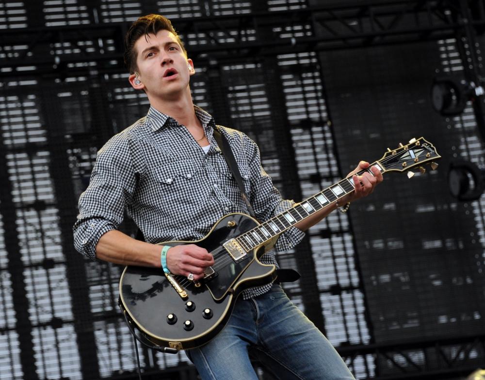 Arctic Monkeys make chart history as AM hits No. 1 in UK albums chart