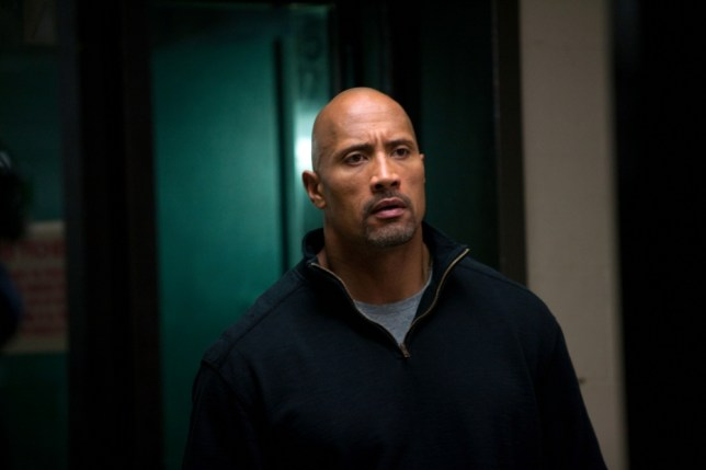 Dwayne 'The Rock' Johnson stars as a father desperate to free his son from jail in Snitch (Picture: Momentum Pictures)