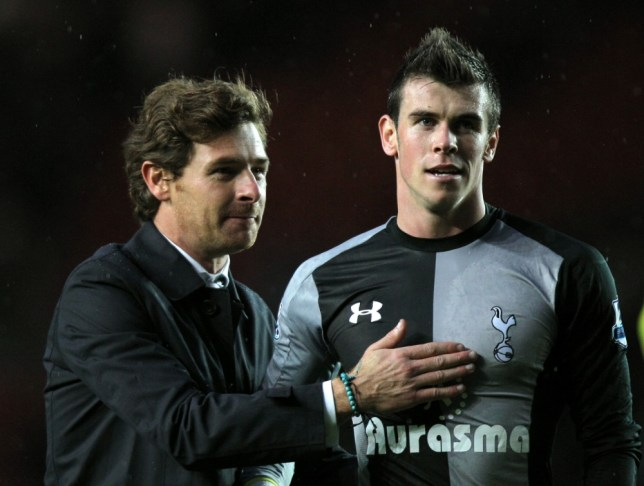 File photo dated 28/10/2012 of Tottenham Hotspur's manager Andre Villas Boas and Gareth Bale. PRESS ASSOCIATION Photo. Issue date: Thursday June 20, 2013. Andre Villas-Boas insists Gareth Bale will not be leaving White Hart Lane this summer despite Real Madrid's very public pursuit of the Tottenham star. See PA story SOCCER Tottenham. Photo credit should read: PA Wire