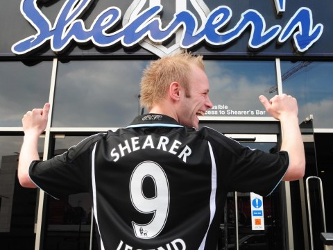 Newcastle rename Shearer's Bar as Joe Kinnear ructions continue