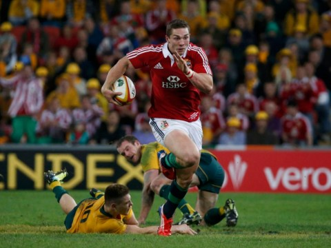 British and Irish Lions hang on for first Test victory over Australia
