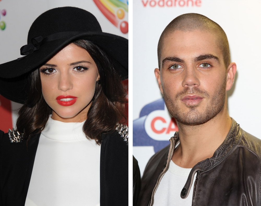 The Wanted's Max George and Towie star Lucy Mecklenburgh: Hitch or Ditch?