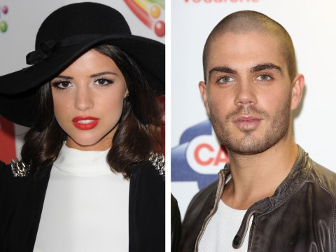 The Wanted's Max George and TOWIE star Lucy Mecklenbugh 'exchanging flirty messages'