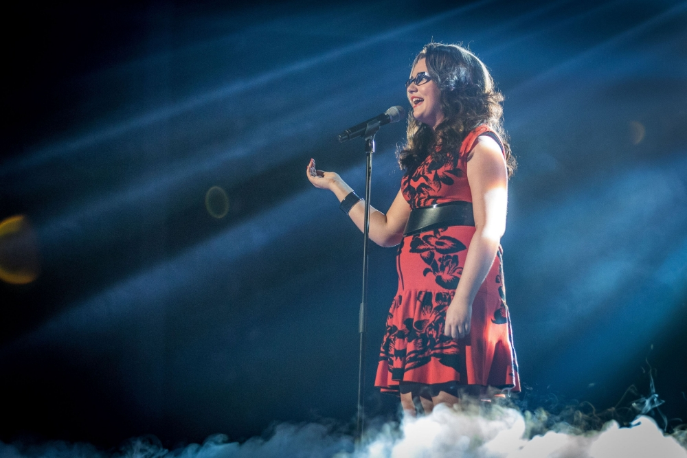 The Voice's Andrea Begley: Danny O'Donoghue is a gent