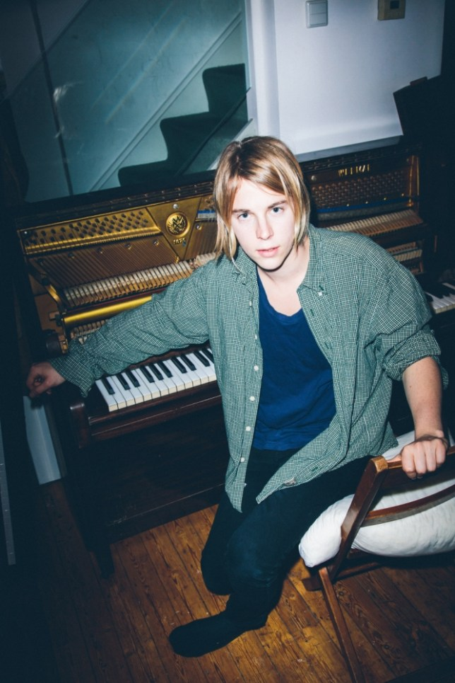 Tom Odell has no interest in the celebrity culture after his brief look in (Picture: File)