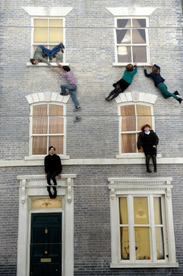 Dalston House project: Leandro Erlich unveils stunning 3D house artwork