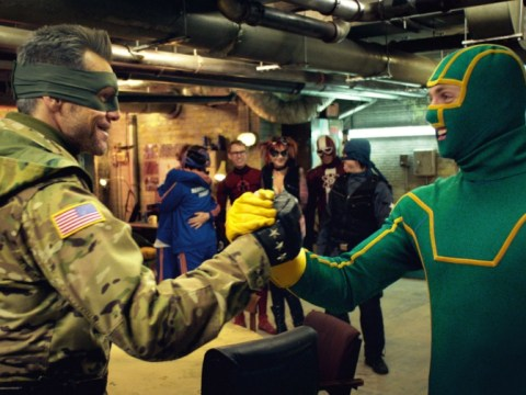 Kick-Ass 2 branded 'dark' and 'often offensive' by studio