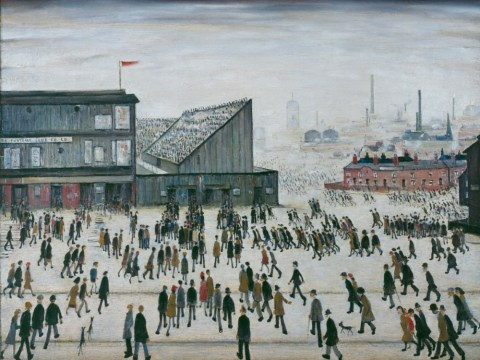 Lowry And The Painting of Modern Life explores the contradictions of the painter