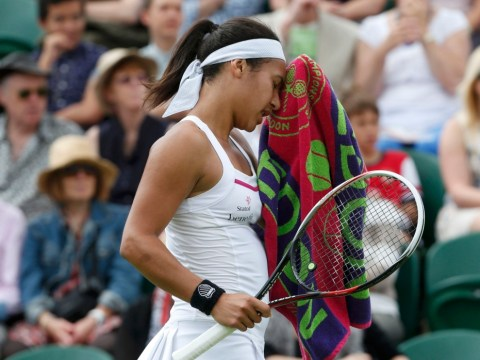 Wimbledon 2013: Heather Watson says she's still troubled by glandular fever