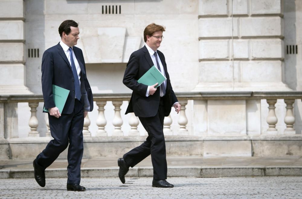George Osborne fires opening salvo in war on public sector
