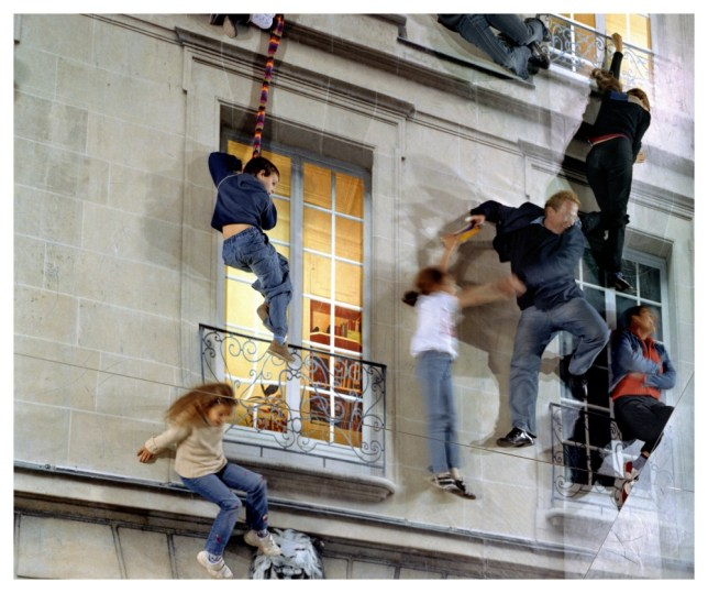 Live out your super-hero fantasies at Dalston House (Picture: Leandro Erlich/Sean Kelly, New York)