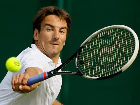 Wimbledon 2013: Tommy Robredo prepares to face Andy Murray by eating chocolate cake and ice-cream