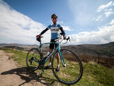 Cycling from John O'Groats to Land's End: Slipstreaming my way to fitness