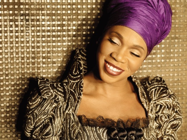 India.Arie's new album has a whole lotta soul (Picture: supplied)