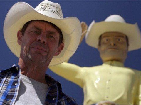 Rich Hall caught the contradictions of Texas in You Can Go To Hell