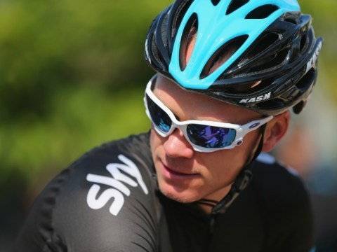 Chris Froome's shift in gear gives rivals food for thought