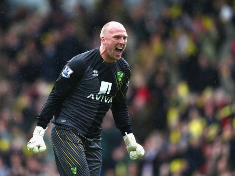 Chelsea told to double £5m bid for Norwich goalkeeper John Ruddy