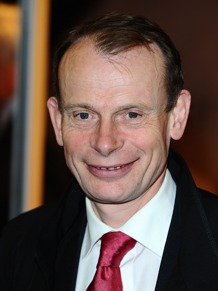Andrew Marr: Stroke nearly turned me into a vegetable