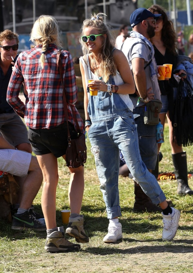 If dungarees can make a comeback, surely anything can? (Danny Martindale/WireImage)