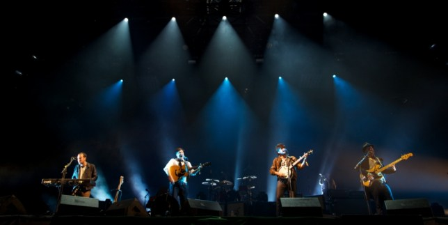 'Boring' Mumford and Sons set Glastonbury set derided by viewers