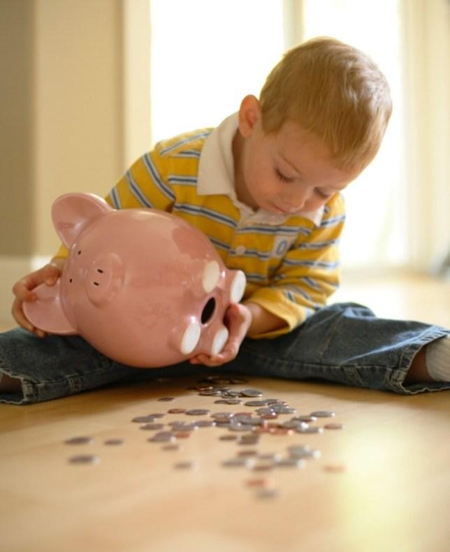 Kids, austerity, pocket money