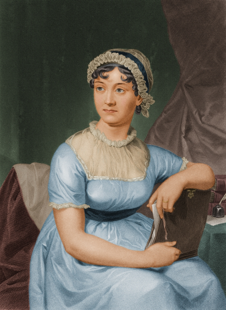 Jane Austen a candidate for new £10 note, Sir Mervyn King says