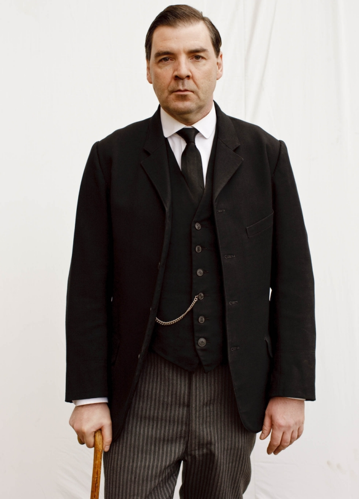 Brendan Coyle: Bates will get darker in Downton Abbey – but he's not being killed off