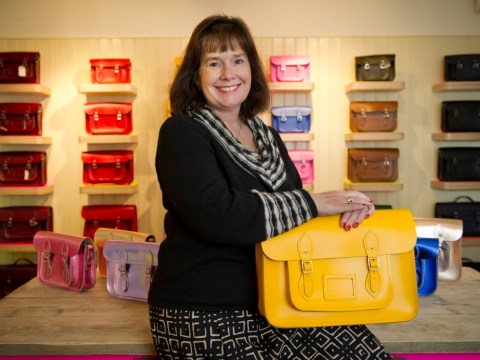 Satchel designer Julie Deane has got business success in the bag