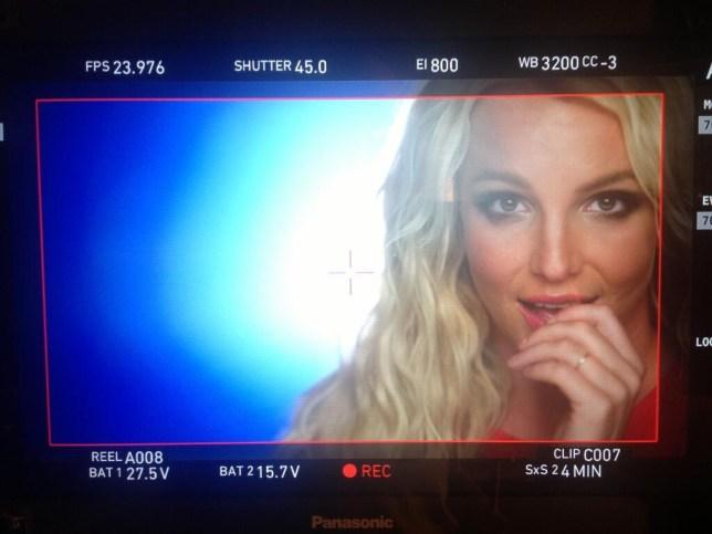 Britney Spears teases new Ooh La La music video | Metro News