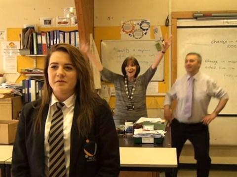 Top 10 must-see viral videos: Dancing teachers to singing policeman