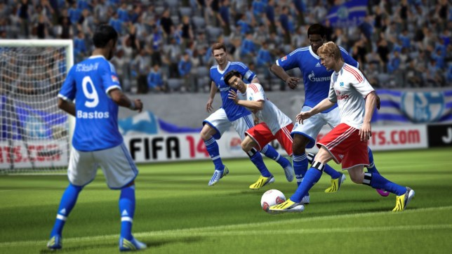 FIFA 14 - not a classic year