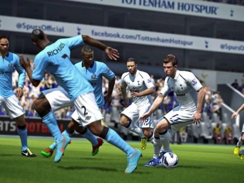 New FIFA 14 screens show off precision movement system