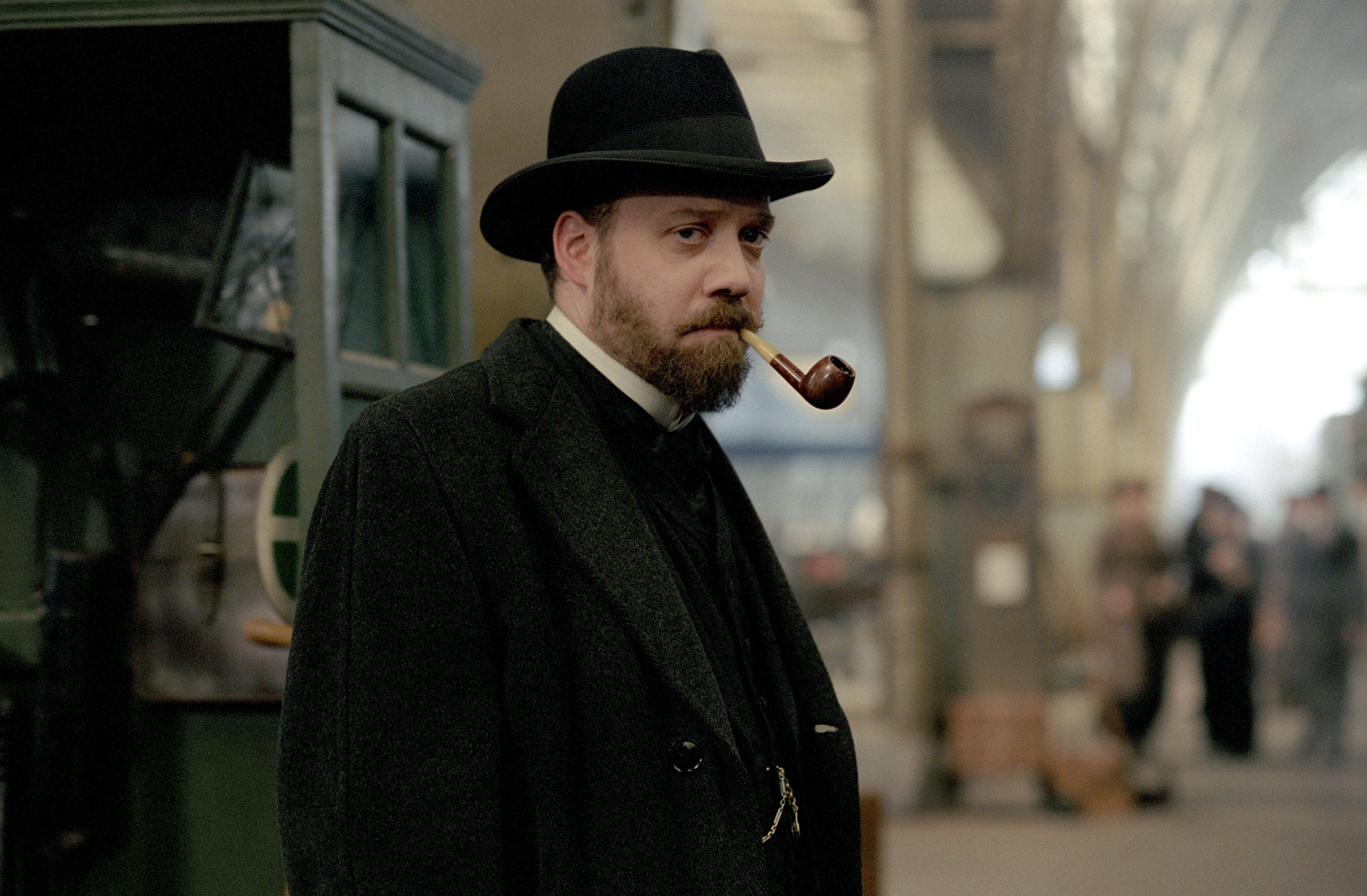 Paul Giamatti is surprise addition to Downton Abbey series 4 cast