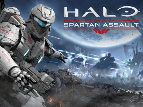 Halo: Spartan Assault review – a new perspective