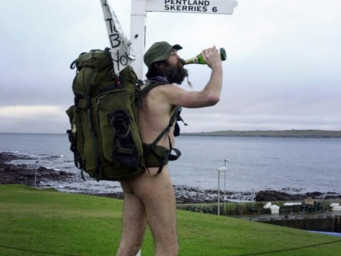 The Naked Rambler: Rather than locking him up should we just make an example out of him?