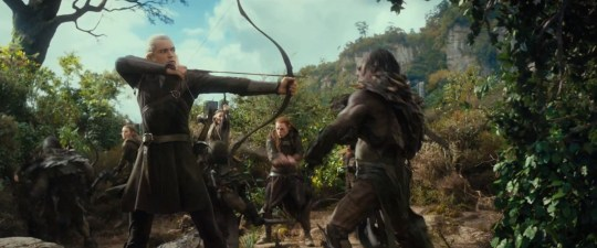 First teaser trailer for The Hobbit: The Desolation of Smaug